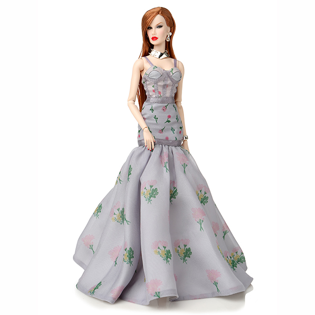 91398 Fashion Royality Fabulous Fields Luchia Z.™ Dressed Doll 2016