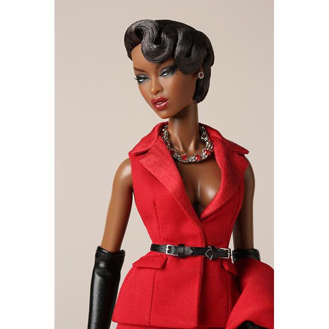 91417 Fashion Royalty Exquise / Adèle Makéda® Dressed Doll La Femme The 2017