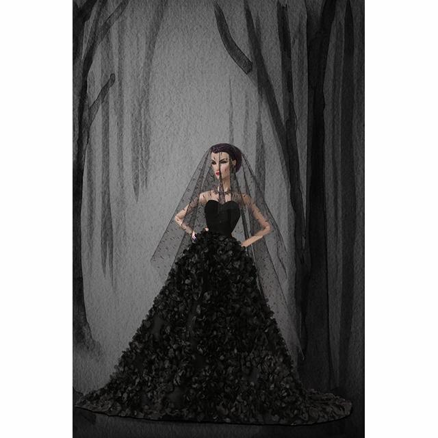 91429 Malefique Elyse Jolie Fairytale collection The 2017 Integrity Toys Convention:Fashion Fairytale