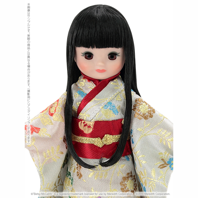 T17BMDD01 TONNER製 8'' Betsy McCall / Japanese Blossom Betsy