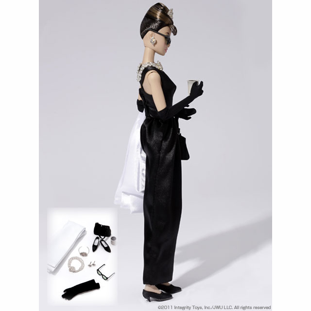 HG002 Holly Golightly in Breakfast at Tiffany's ホリー・ゴライトリー「Fifth Avenue at 6 A.M.」(フィフスアベニューアット6.A.M.)2011