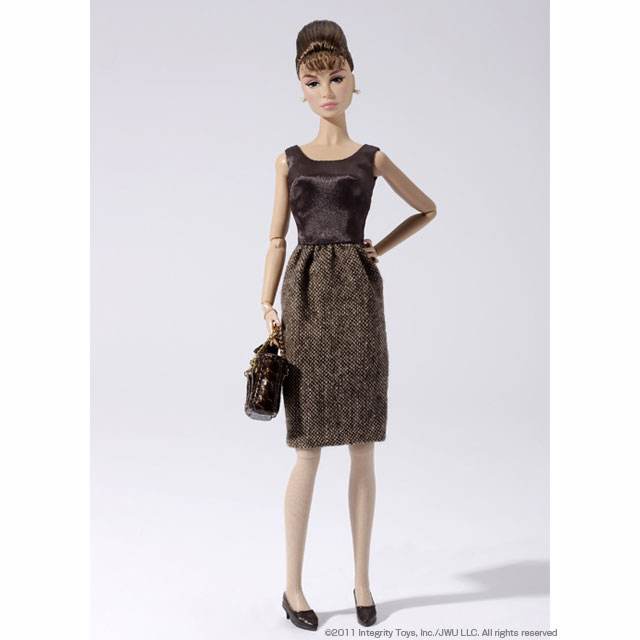 HG004 Holly Golightly in Breakfast at Tiffany's ホリー・ゴライトリー「The Five and Ten」(ザ・ファイブアンドテン)2011