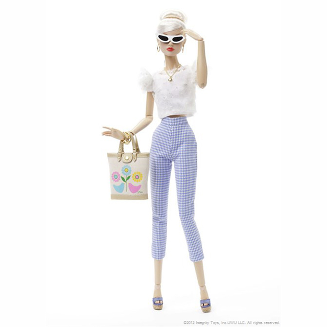 87002 Poppy Parker Fashion Teen Shop Around「ショップ アラウンド」(ポピーパーカー)2012
