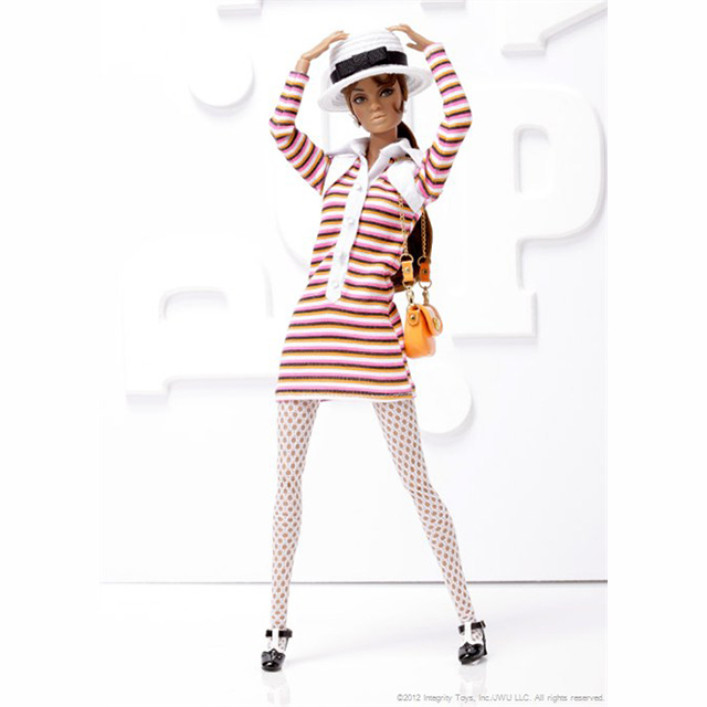 PP041 Poppy Parker 「ダーラ・ダレイ/バス ストップ」(ポピーパーカー)2012