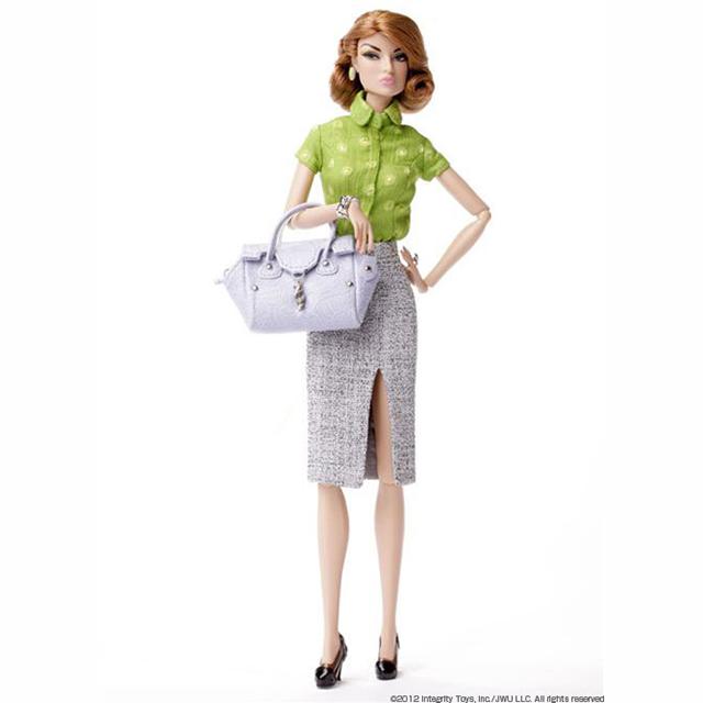 91299 Fashion Royality Eugenia Perrin Frost World On A String ユージニア「ワールド オン ア ストリング」(ファッションロイヤリティ)2012