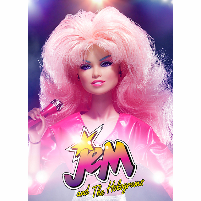 14021 The JEM AND THE HOLOGRAMS Collection 「クラシック ジェム」2012