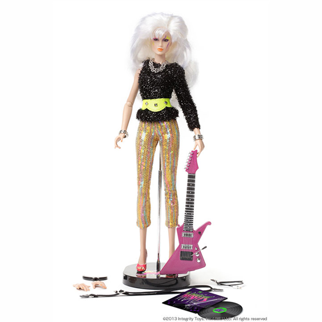 14032 The JEM AND THE HOLOGRAMS Collection The Misfits / Roxanne