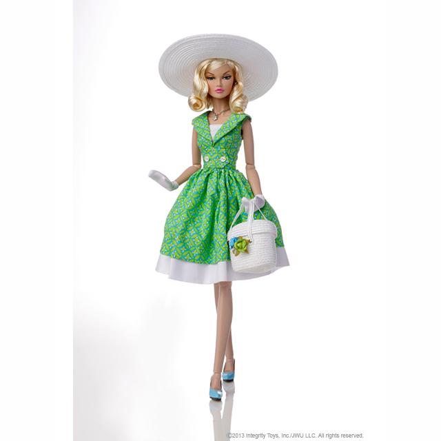 84001 Fashion Teen Poppy Parker 「ザ・グラッドゲーム」(ポピーパーカー)2013