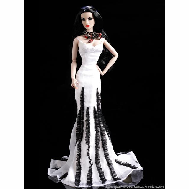 91322 Fashion Royality Tatiana Blood Lines Horror High Vegas!!! 2013 IFDC Companion Doll 2013 IFDC限定 タチアナ「ブラッド ライン ホラーハイベガス!!!」(ファッションロイヤリティ)