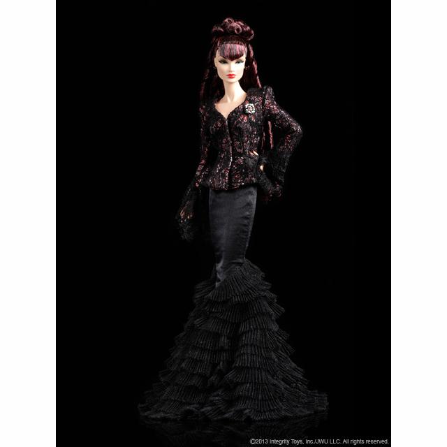 91321 Fashion Royality Imogen Dark Fable Horror High Vegas!!! 2013 IFDCIT DIRECT Exclusive Doll 2013 IFDC限定 イモーゲン「ダーク ファブル ホラーハイベガス!!!」(ファッションロイヤリティ)