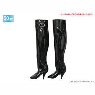 特別商品:50Cecily/Fear of Darkness II /ブーツ ブラック(アゾンダイレクトストア限定商品)