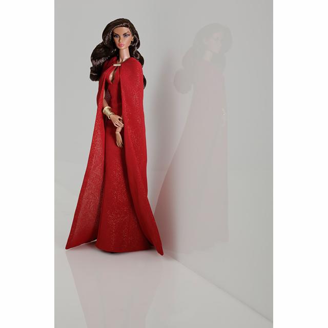 91356 Fashion Royality Natalia Fatale Grandiose 2014 Integrity Toys Gloss Convention