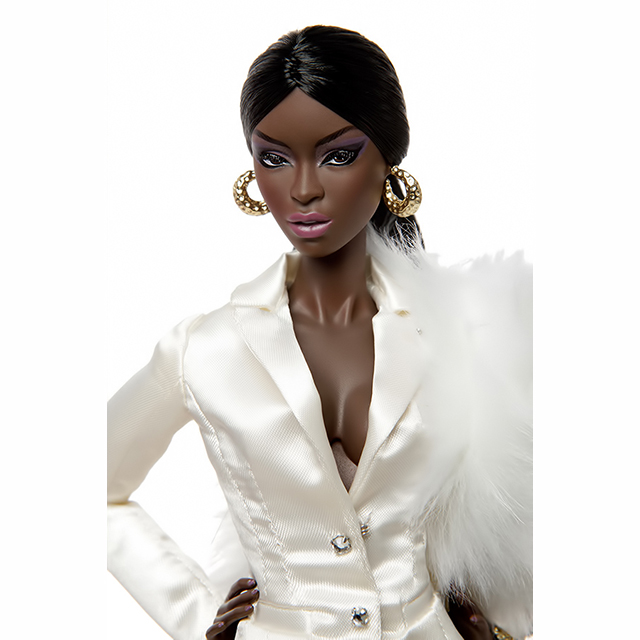 57000 2014 Fashion Royality  Adele Makeda Le Smoking 2014 Integrity Toys Gloss Convention