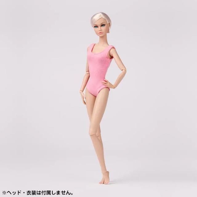2015 Poppy Parker White Tone Rep Body