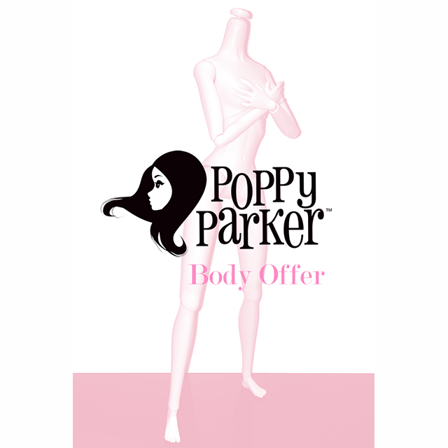 2015 Poppy Parker Japan Tone Rep Body