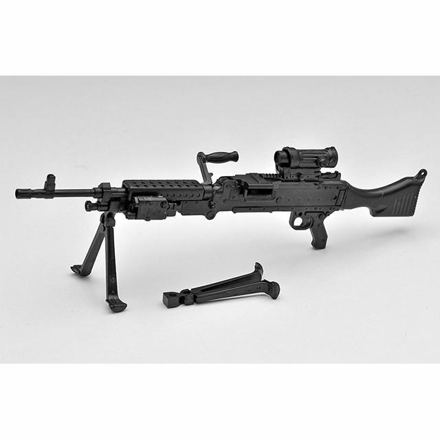 トミーテック 1/12LittleArmory M240Bタイプ LA002