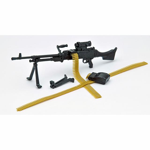 トミーテック 1/12LittleArmory M240Gタイプ LA006