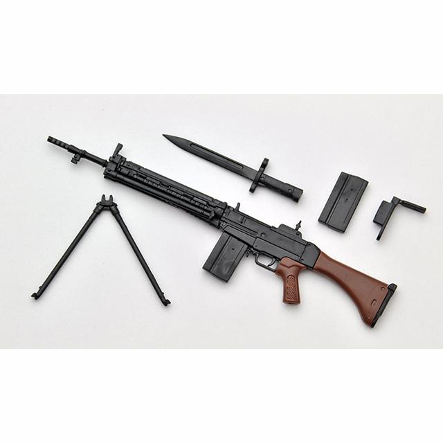 トミーテック 1/12LittleArmory 64式小銃タイプ LA014