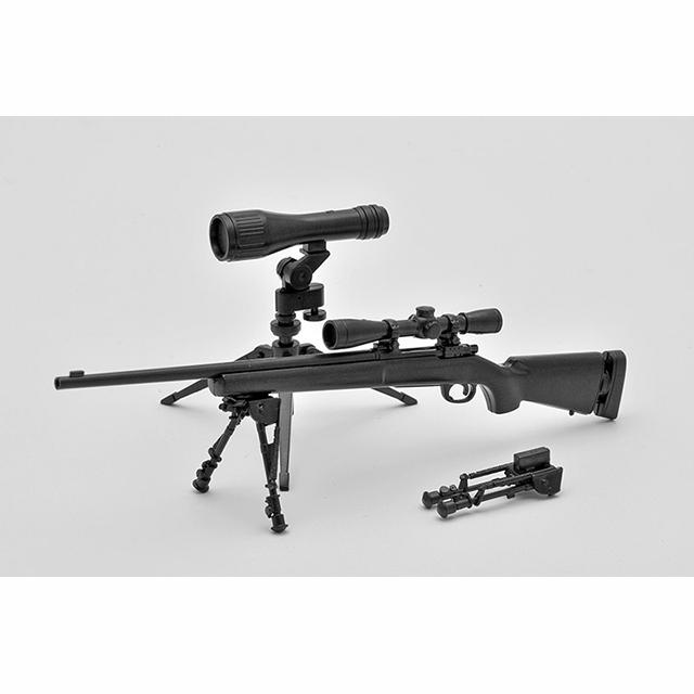 トミーテック 1/12LittleArmory M24SWSタイプ LA021