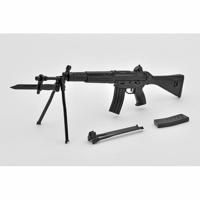 トミーテック 1/12LittleArmory 89式 5.56mm 小銃タイプ LA020