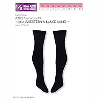 AZO2ニーハイソックス~ゆい/WESTERN VILLAGE LAND~(アゾンダイレクトストア限定販売)