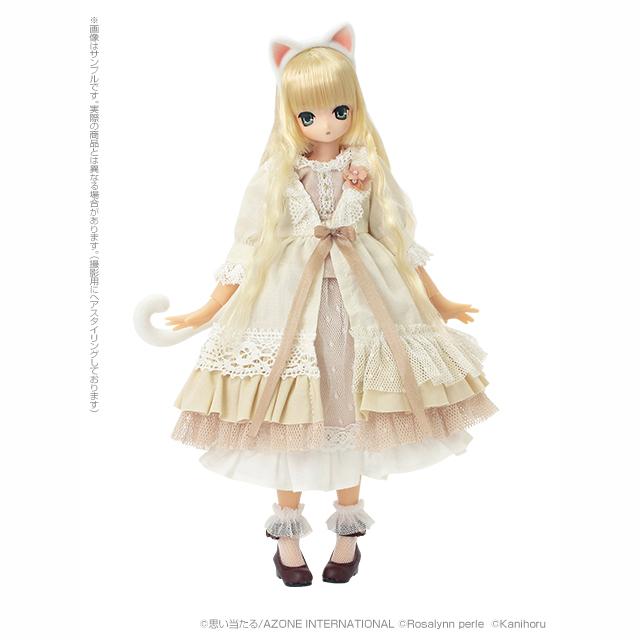 EX☆CUTE Otogi no kuni Parade!展開催記念モデル おとぎのくに あいか/ねむりねこコーデset(アゾンダイレクトストア販売ver.)