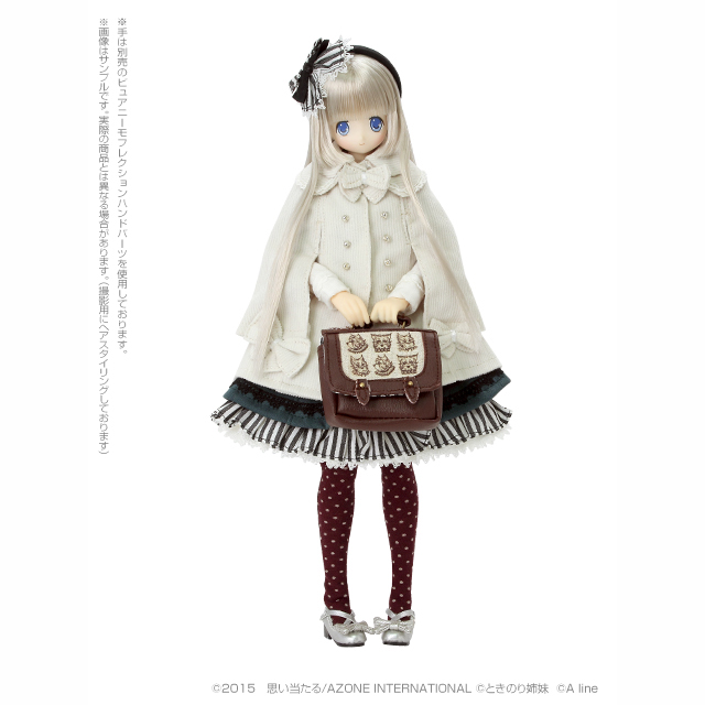 EX☆CUTE Otogi no kuni Parade!展開催記念モデル おとぎのくに ライリ/オズの魔法使いコーデset(アゾンダイレクトストア販売ver.)