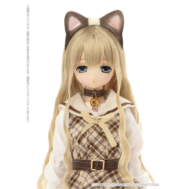 えっくす☆きゅーとふぁみりー:~meow×meow a・la・mode~シャム猫/みあ(ドールショウ開催記念ver.)