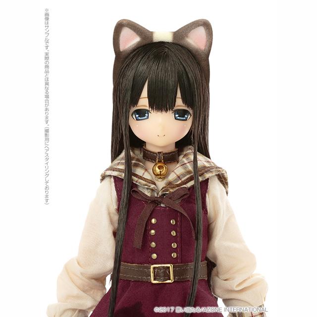 えっくす☆きゅーとふぁみりー:~meow×meow a・la・mode~シャム猫/みあ(通常販売ver.)