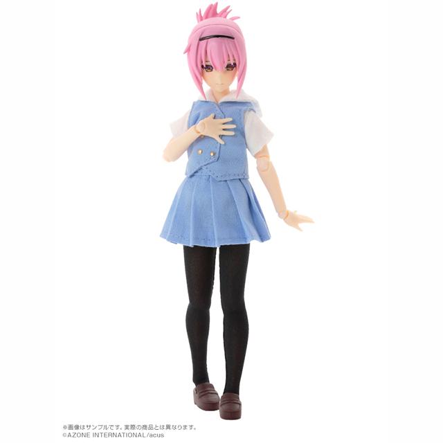 1/12アサルトリリィシリーズNo.036 『カスタムリリィ』TYPE-G (ピンク)