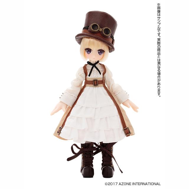 """1/12Lil'Fairy(リルフェアリー)~ちいさなお手伝いさん~/リアム(リクエスト総選挙受注生産品)髪色:ホワイトゴールド"""""""