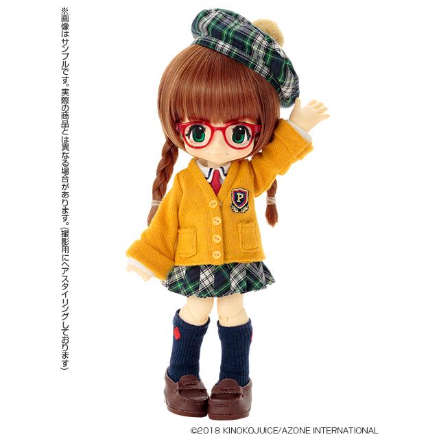 KIKIPOP! Hi! My School 副委員長のPちゃん