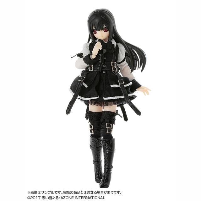 1/12Lilia(リリア)BlackRavenII~The