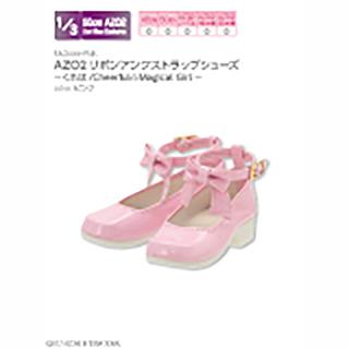 AZO2リボンアンクストラップシューズ~くれは/Cheerful☆Magical Girl~