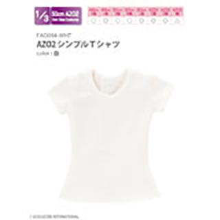 AZO2シンプルTシャツ