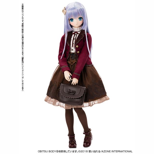 48Lilia(リリア)/BlackRaven ZERO ~蒼の少女の綴る物語~(アゾンダイレクトストア販売ver.)