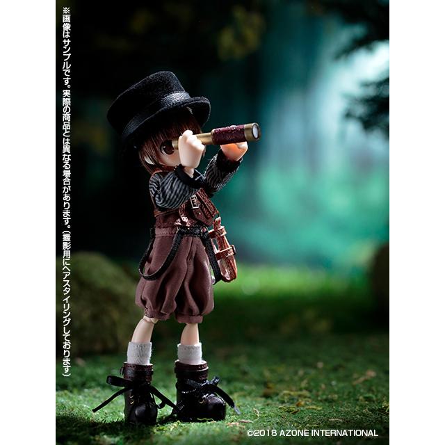 """1/12Lil'Fairy(リルフェアリー)~ちいさなお手伝いさん~/アレン"""""""