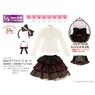 AZO2サアラズ ア・ラ・モード twinkle☆twinkleドレスset