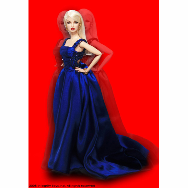 91196 Fashion Royality Eugenia Perrin Frost Most Desired ユージニア フロスト 「モスト デザイアード」2008