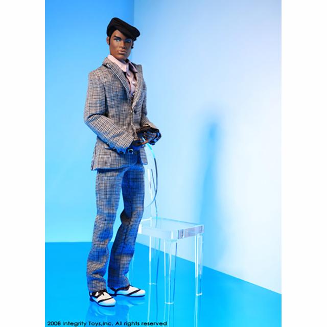 91199 Fashion Royality Darius Reid Playing it Cool ダリウス レイド 「プレイングイットクール」2008