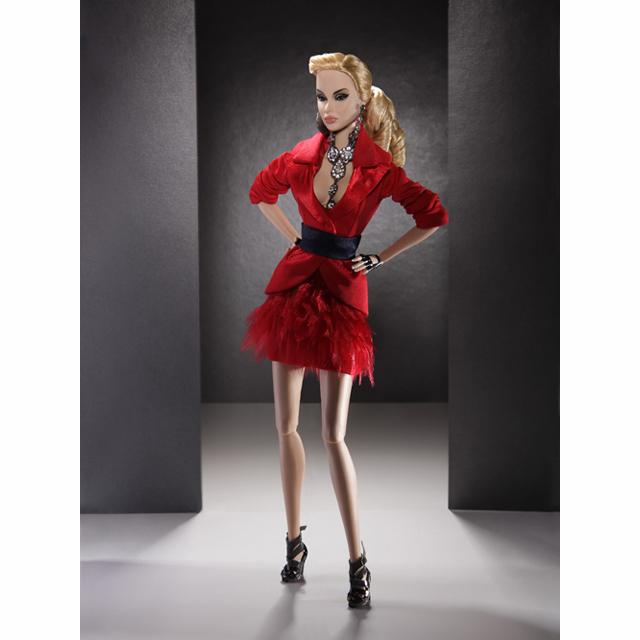 91208 Fashion Royality Dania Zarr Red Zinger ダニア・ザール「レッド・ジンガー」 (ファッションロイヤリティ)2009