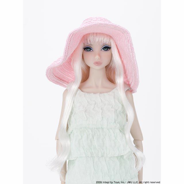 FRNippon:Bonjour! Misaki Pink Hat(ボンジュール・ミサキ ピンクハット)
