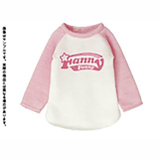 FannyFanny ラグランTシャツ