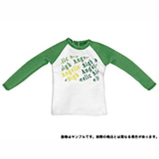 AngelicSigh プリントラグランTシャツ