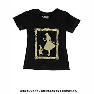 50アリスプリントTシャツ