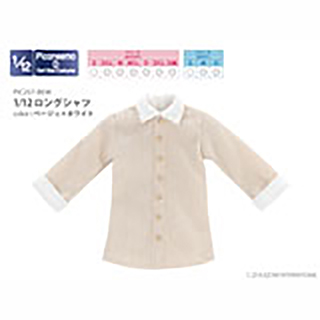 1/12ロングシャツ