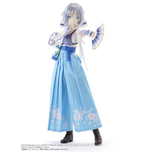 [Azone] Yumi - [Senran Kagura: Shinovi Master - Tokyo Youma Hen] 4573199831824_3