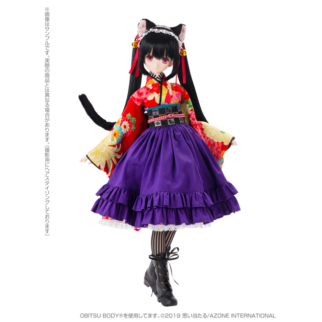 "Lilia(リリア)/~大正浪漫~黑猫"""