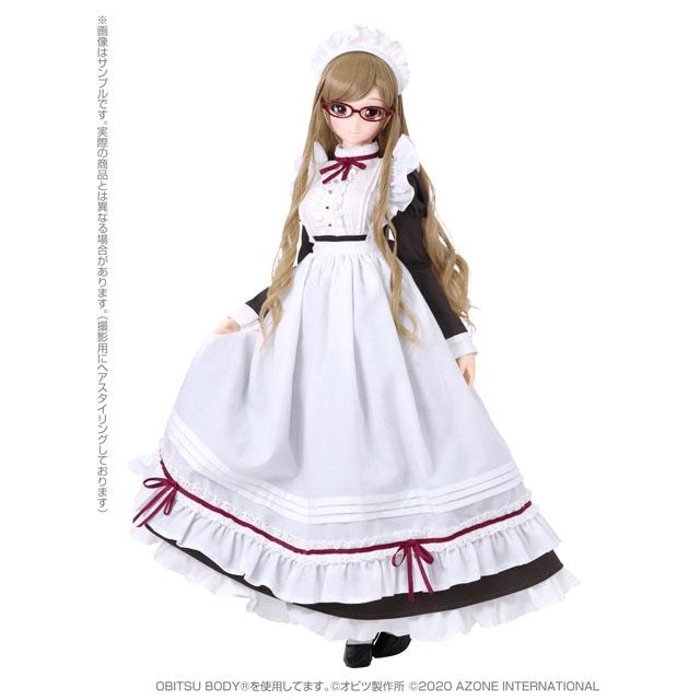 ノワ/Classy Maid(Noble brown ver.)