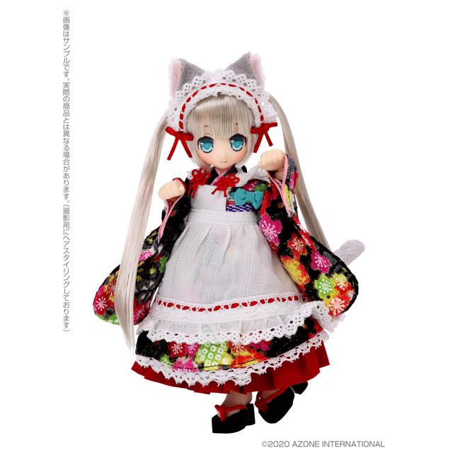Lil'Fairy ~子猫の手も借りたい? / ~イルミィ~ツインテールヘア~(アゾンオンライン販売ver.)